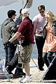 andrew rannells justin bartha new normal beach filming 24
