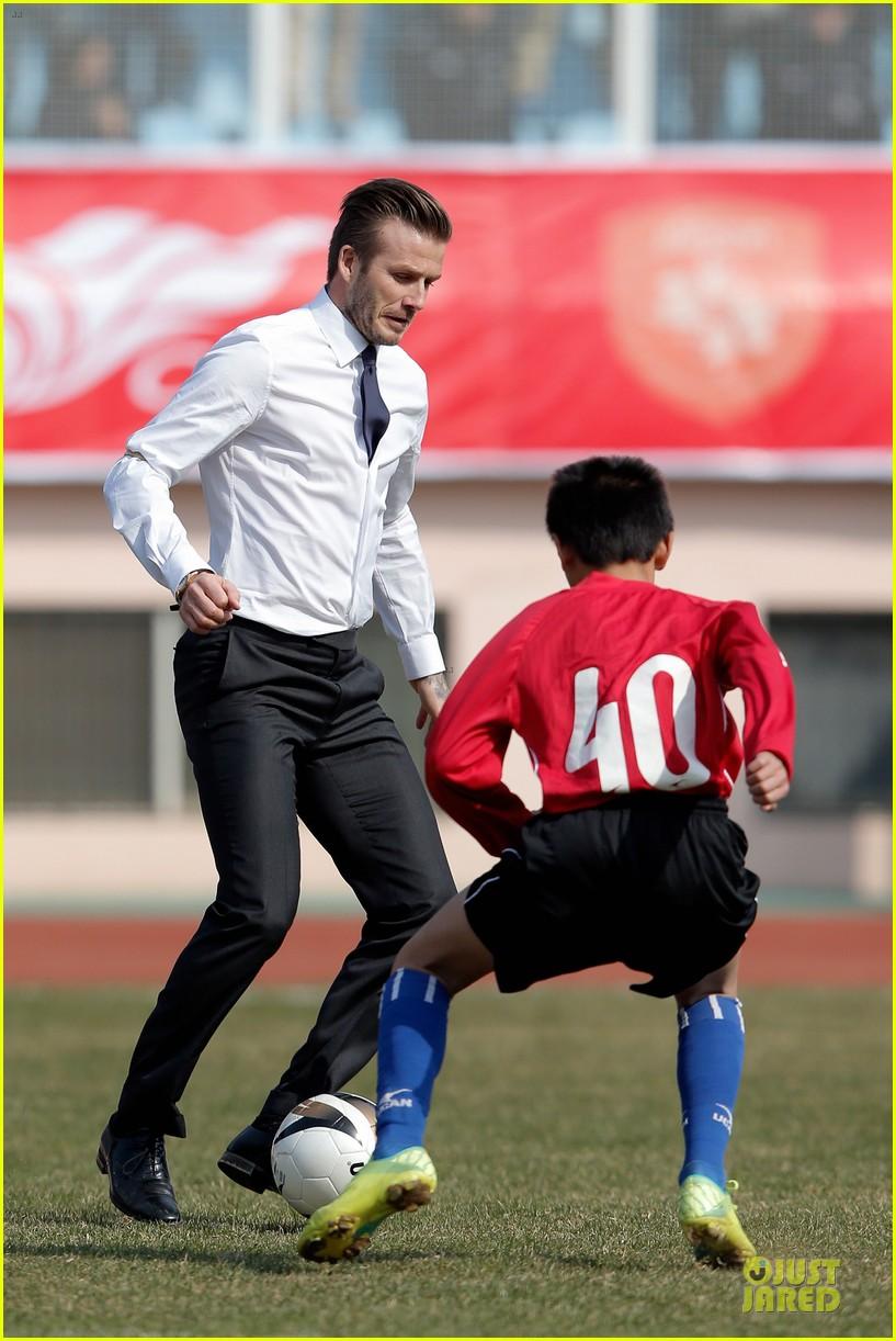 david beckham qingdao jonoon football club 05