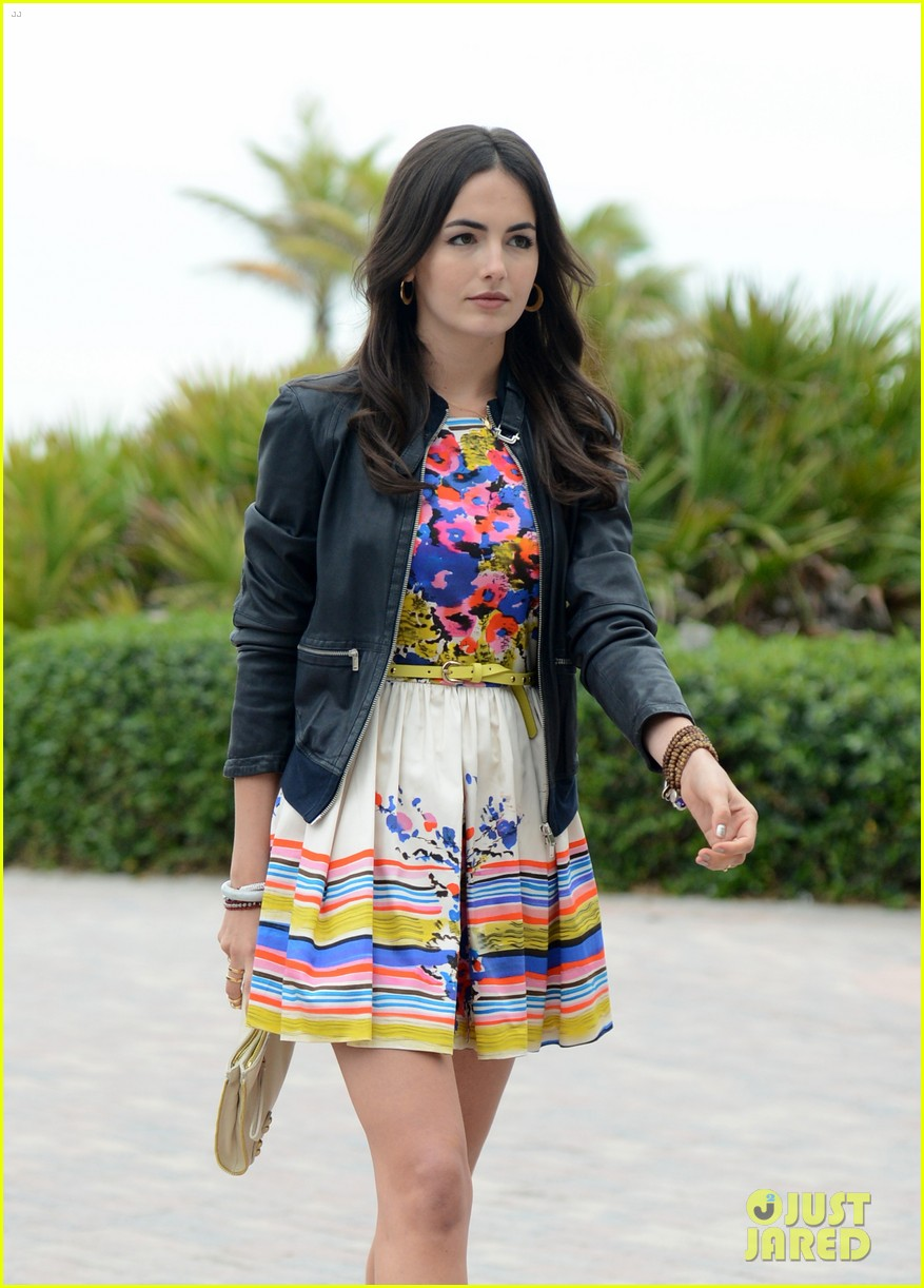 camilla belle cotton 24 hour runway show in miami 152823221