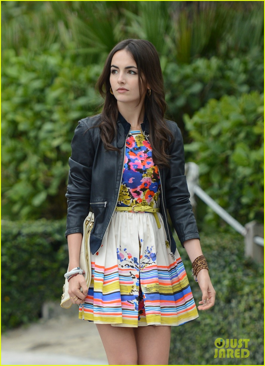 camilla belle cotton 24 hour runway show in miami 21