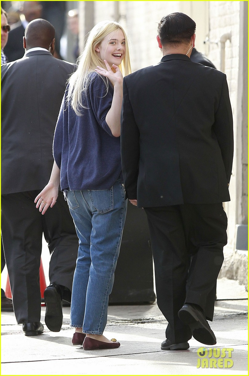halle berry elle fanning jimmy kimmel live ladies 16