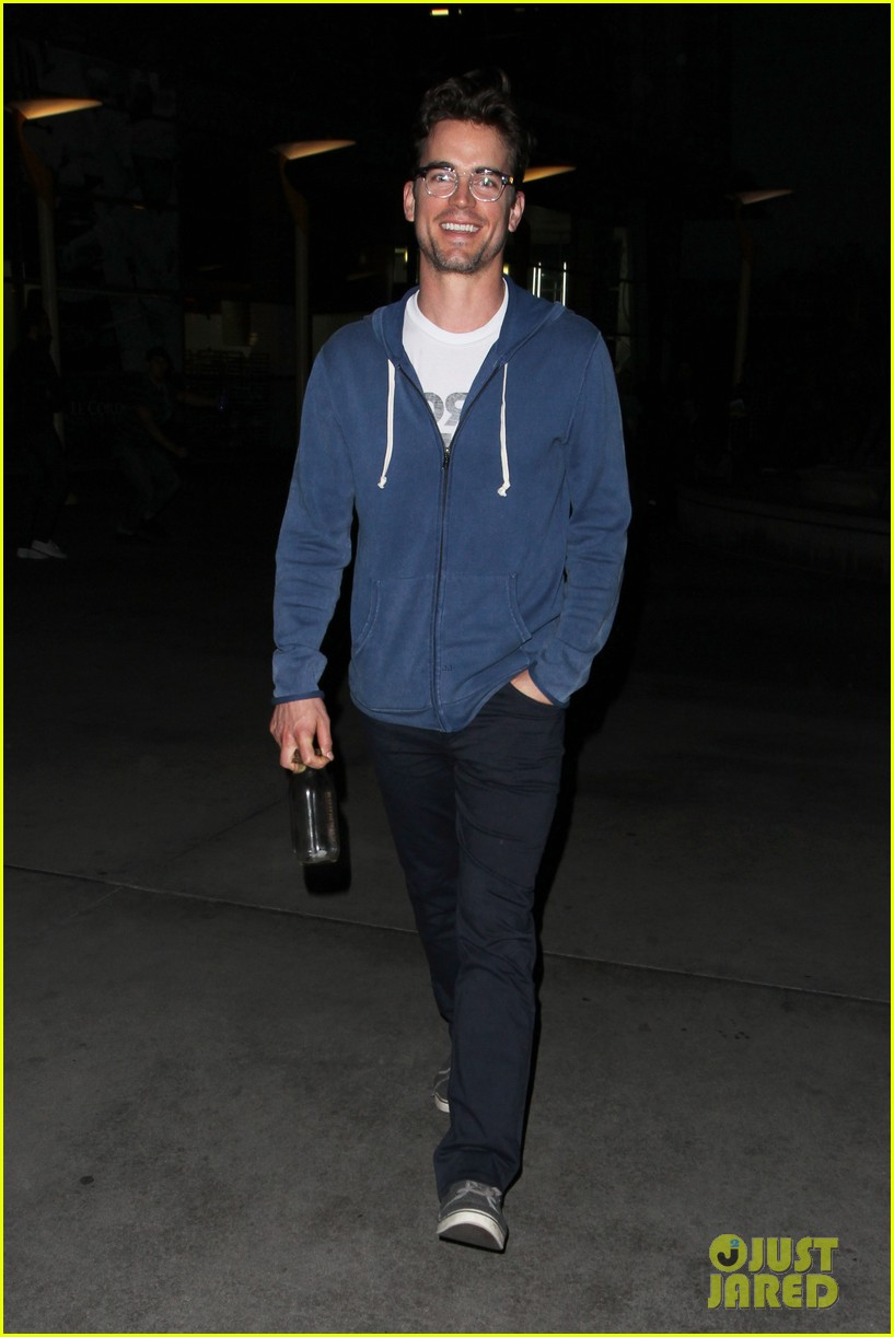 matt bomer solo movie night 02