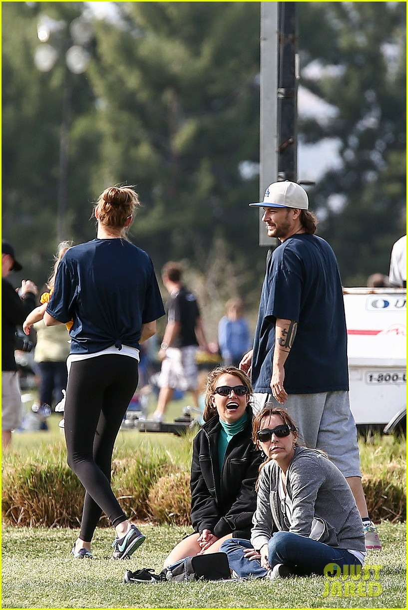 britney spears kevin federline sean preston jayden james soccer games 08
