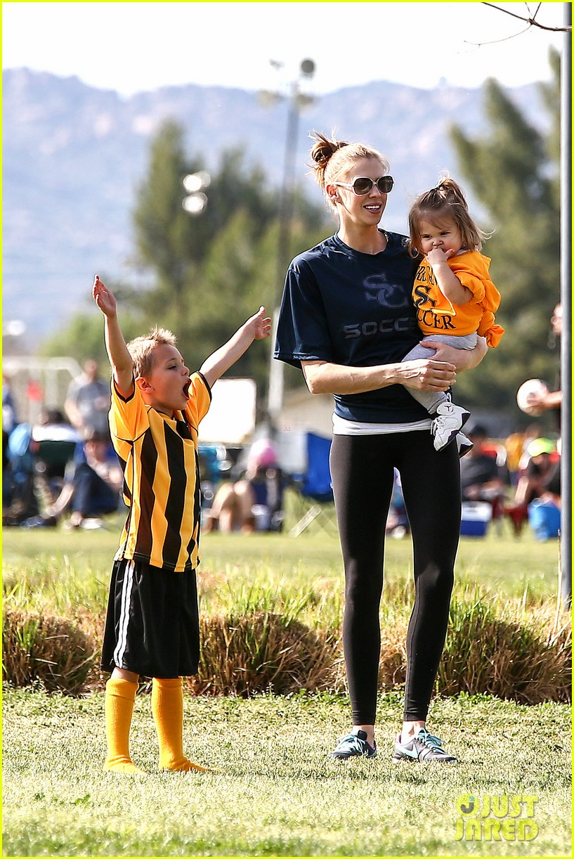 britney spears kevin federline sean preston jayden james soccer games 122825553