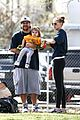 britney spears kevin federline sean preston jayden james soccer games 09