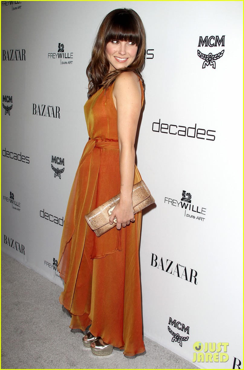 sophia bush leven rambin dukes of melrose launch 15