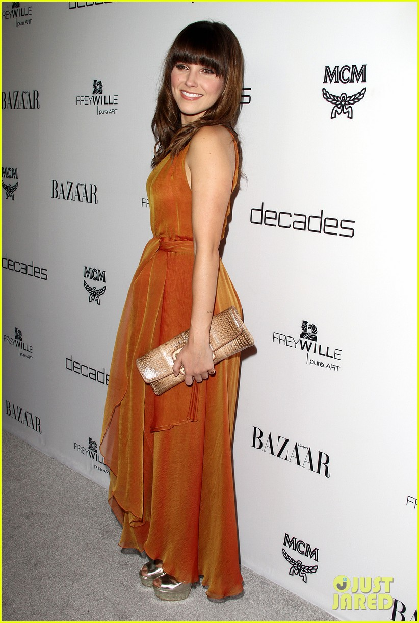 sophia bush leven rambin dukes of melrose launch 16