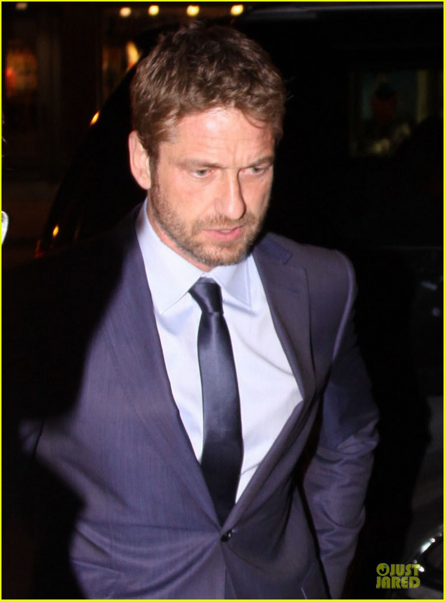 gerard butler madalina ghenea is amazing 022829706