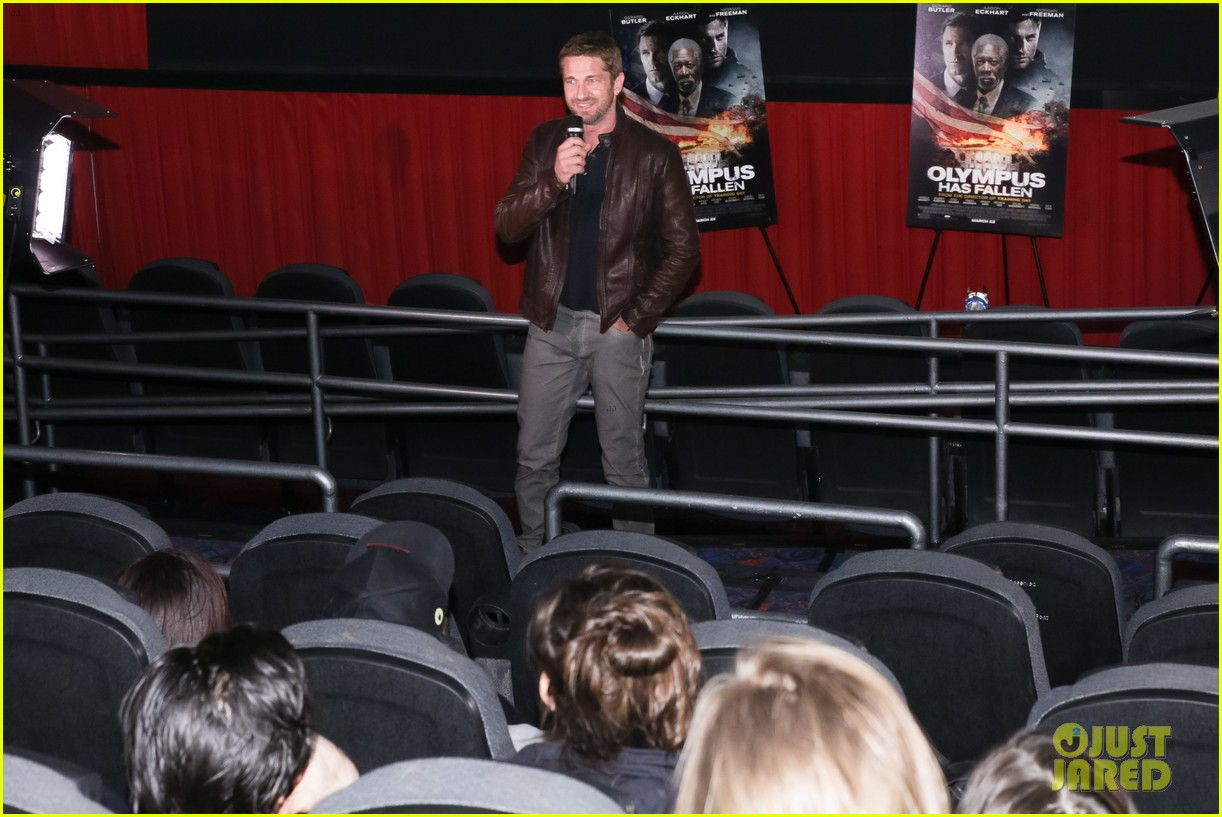 gerard butler olympus has fallen screening 022830136