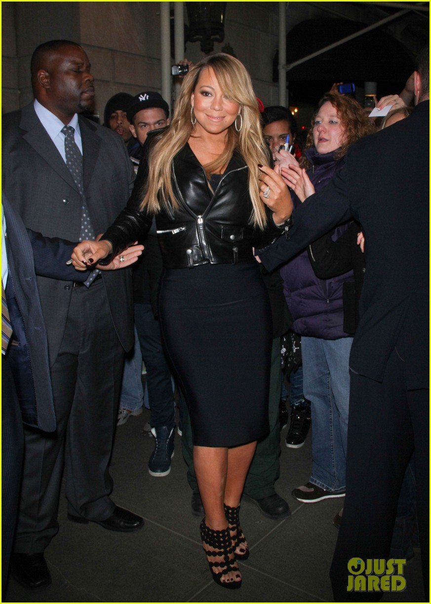 mariah carey fallon live with kelly michael visits 152823353