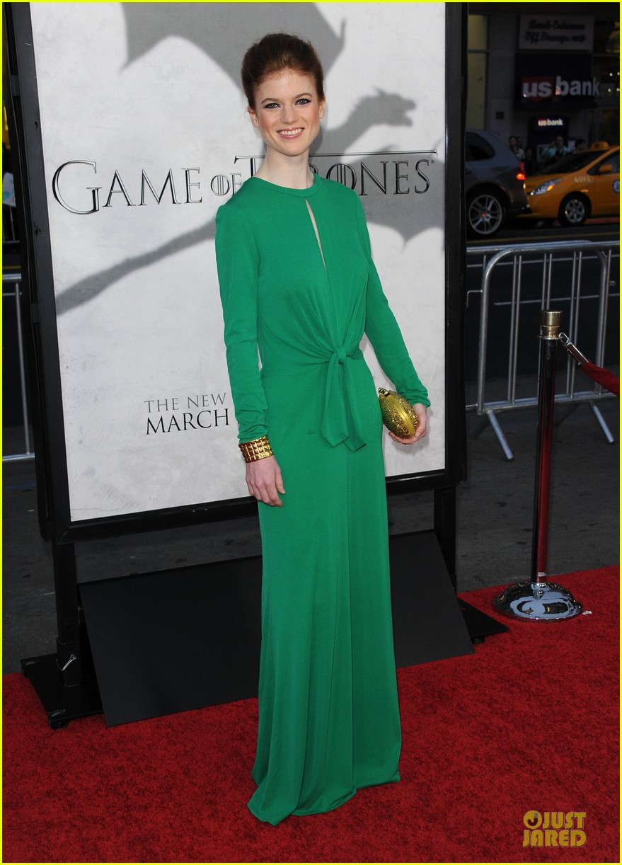 emilia clarke game of thrones season 3 premiere party 35