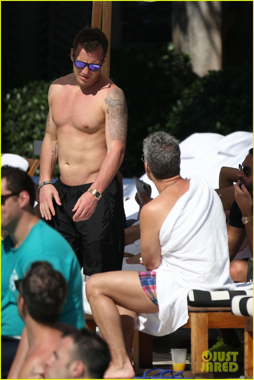 andy cohen sean avery shirtless anniversary 062836733