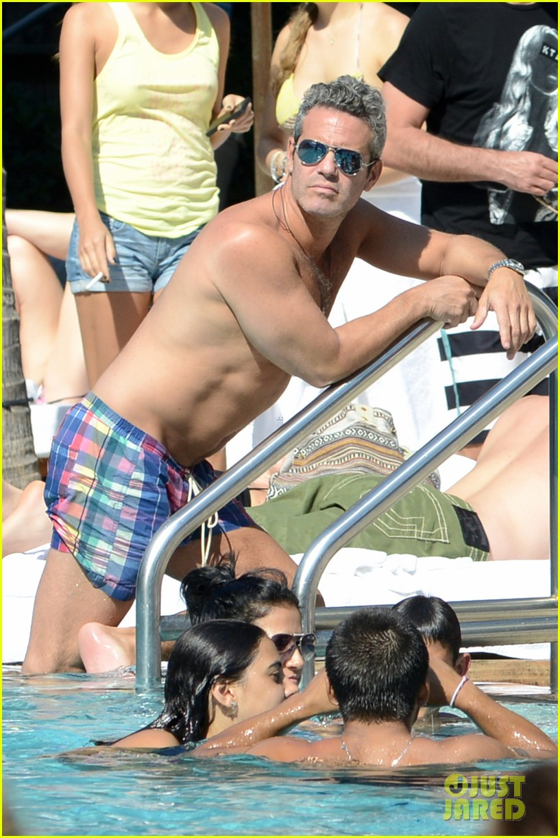 andy cohen sean avery shirtless anniversary 10