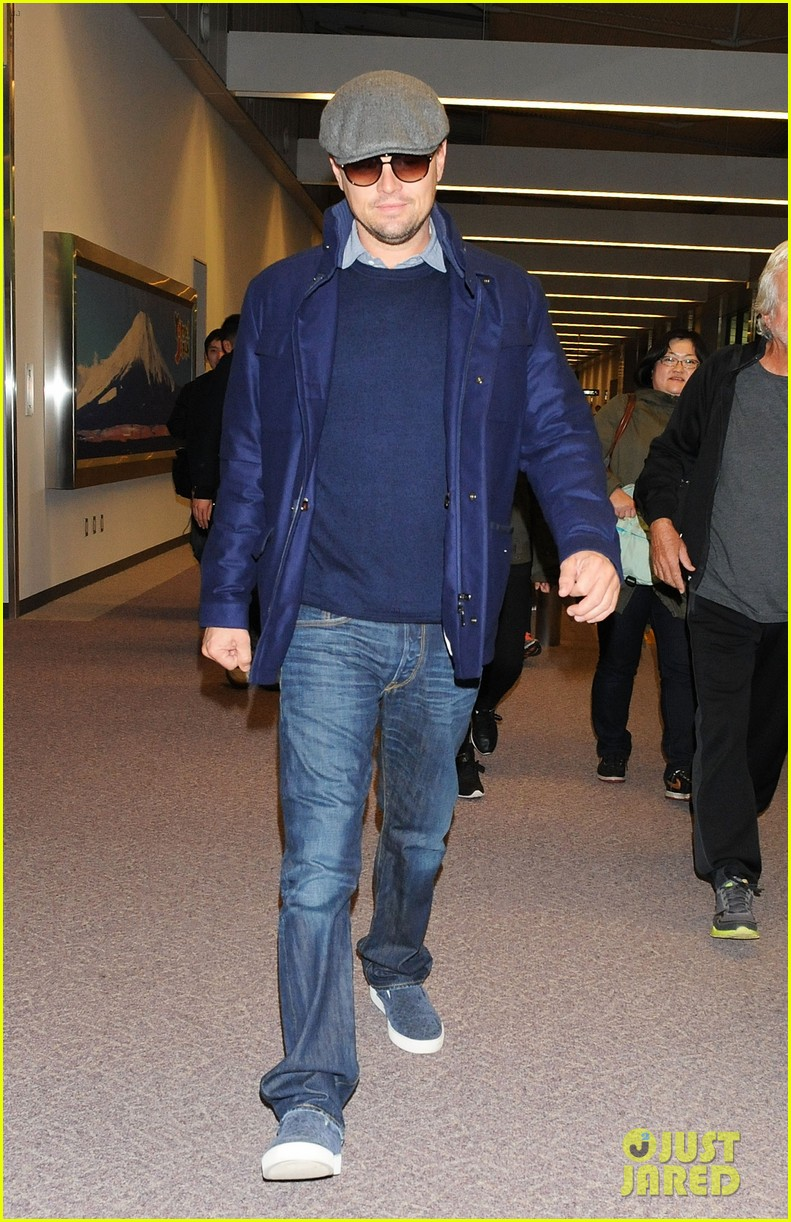 leonardo dicaprio from los angeles to japan 01