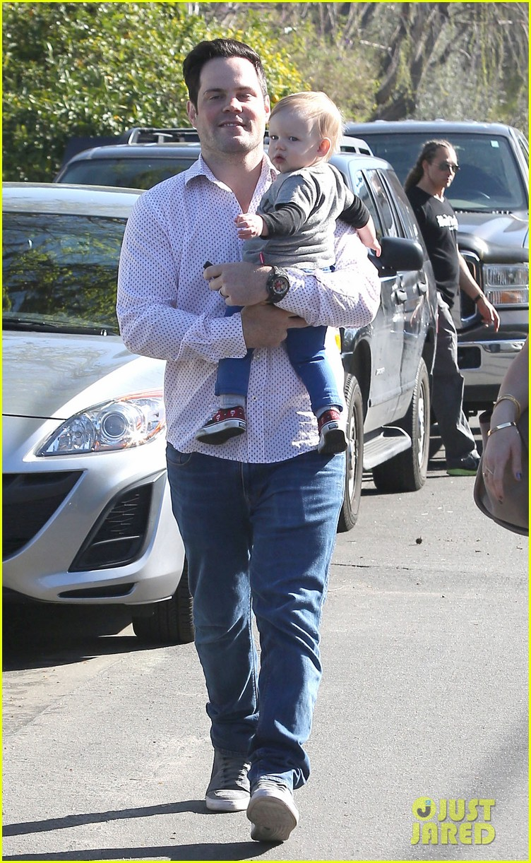 hilary duff family fun weekend with luca 022828939