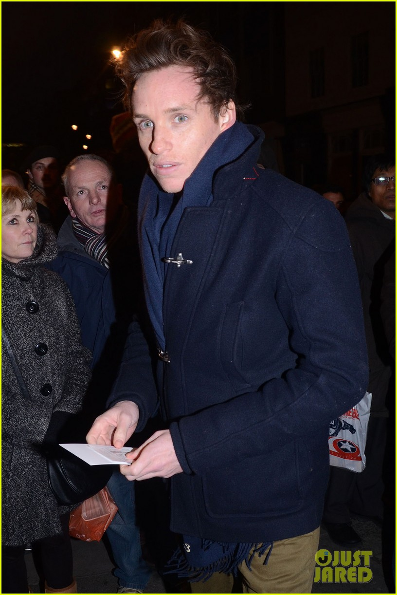 eddie redmayne peter alice press night after party 09