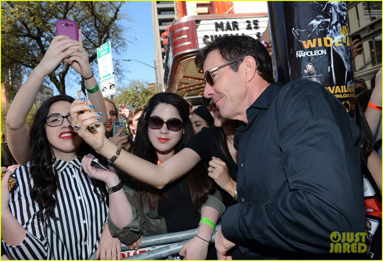 zac efron dennis quaid at any price sxsw premiere 15