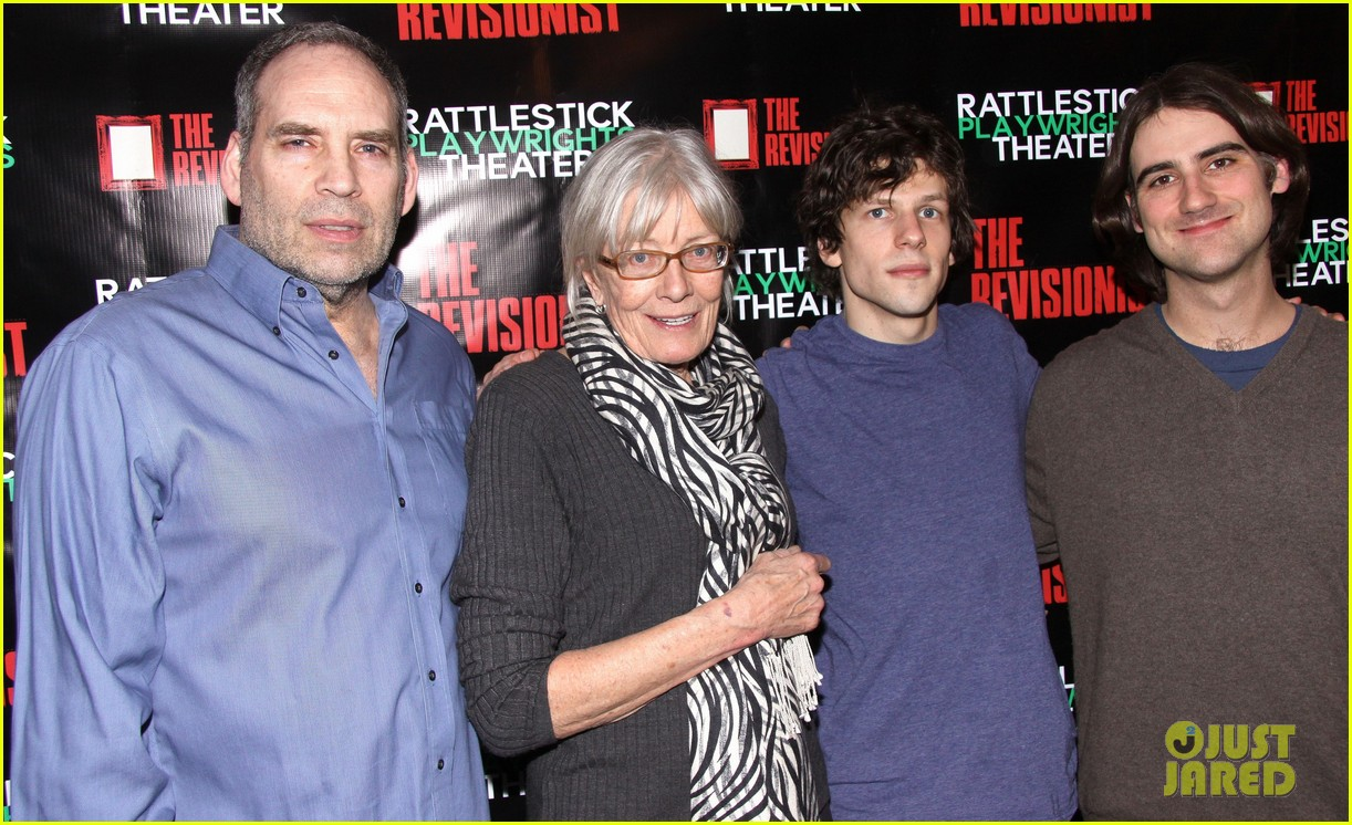 jesse eisenberg the revisionist opening night 02