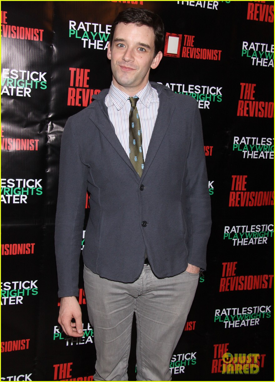 jesse eisenberg the revisionist opening night 10