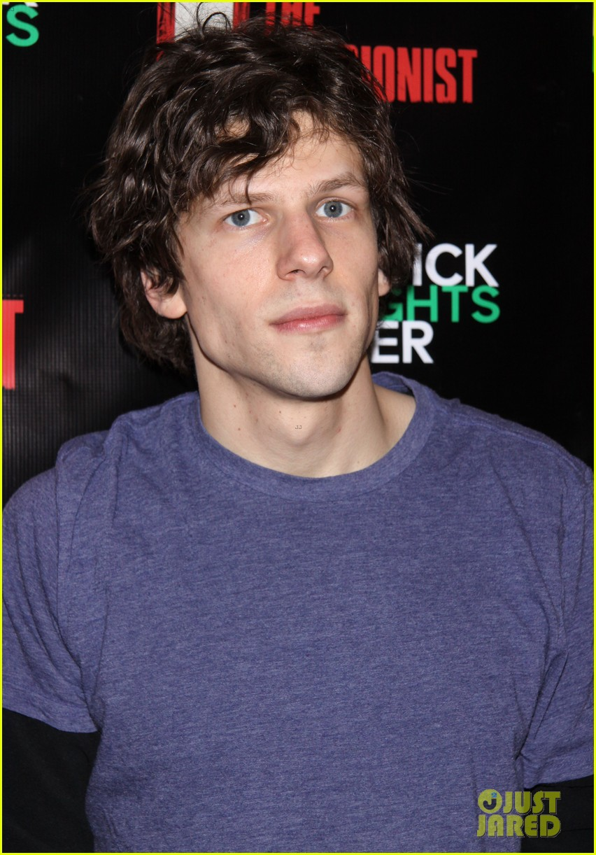 jesse eisenberg the revisionist opening night 15