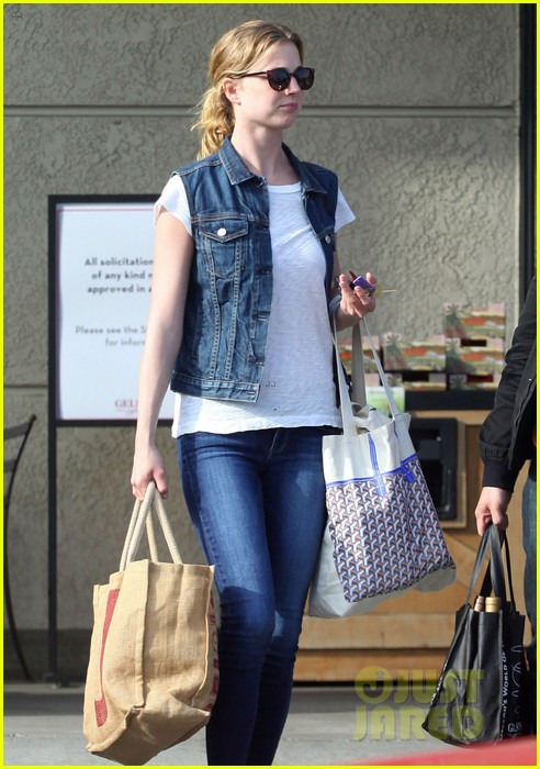 emily vancamp gelsons grocery shopper 15