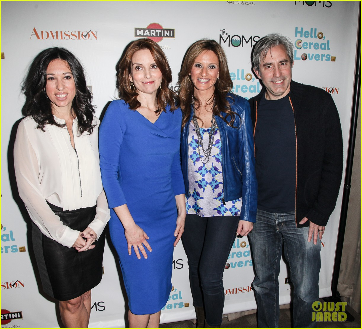 tina fey admission screening celebration 19