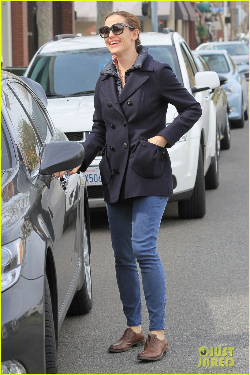 jennifer garner ben affleck morning coffee run with sera 03