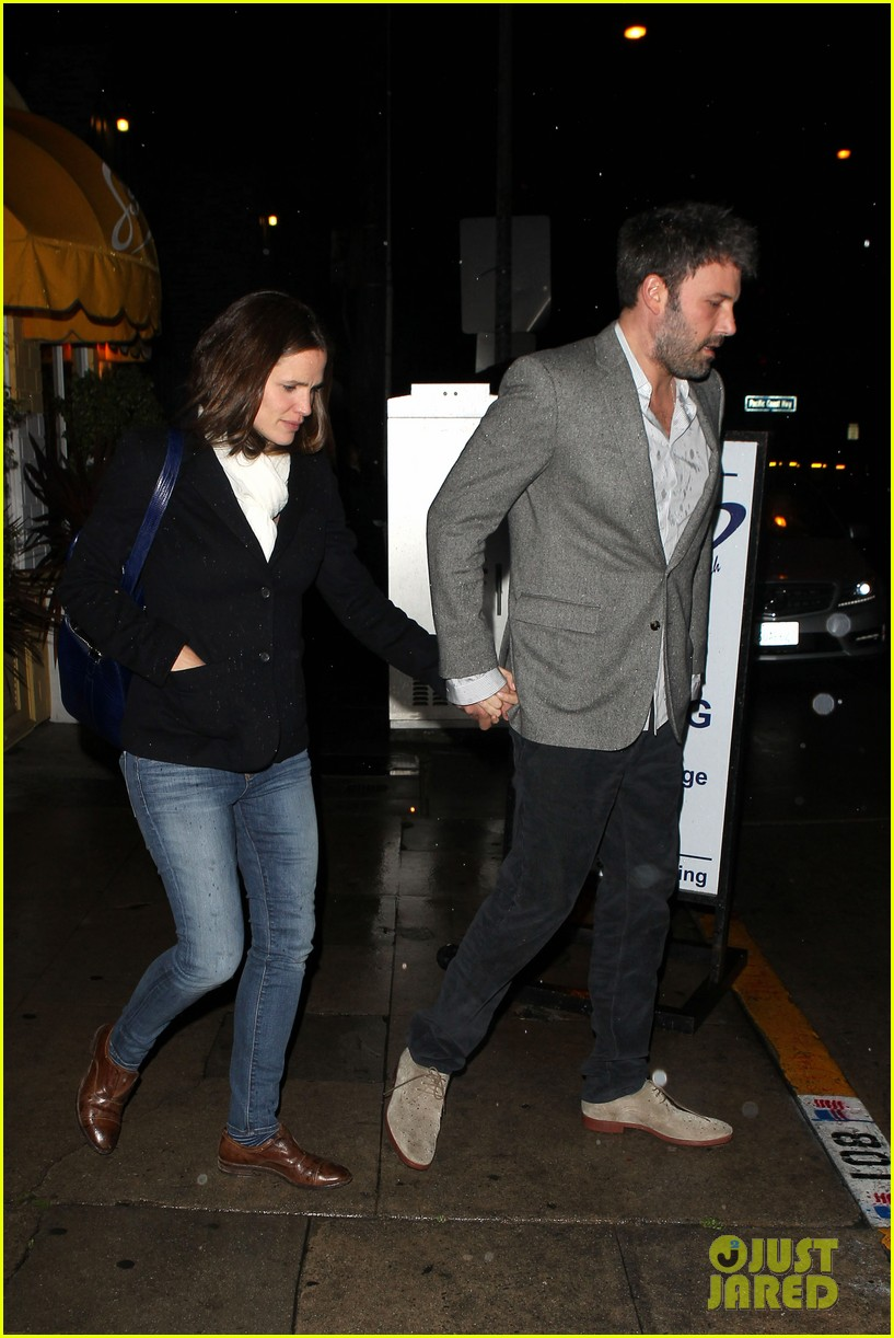 ben affleck jennifer garner sams by the beach dinner date 262827263
