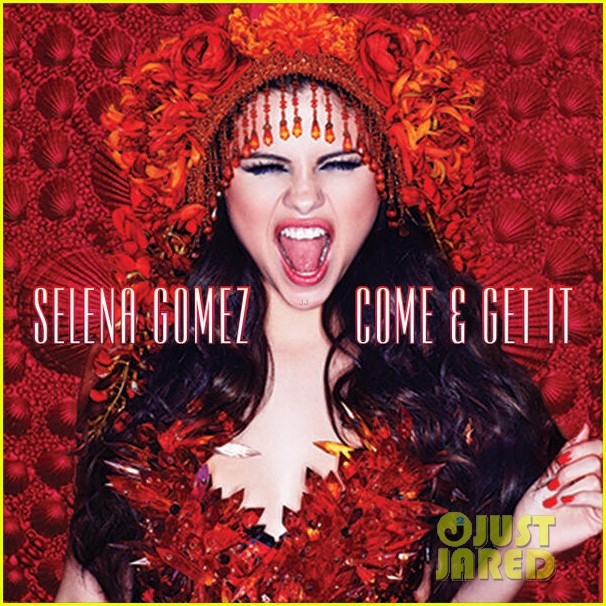 selena gomez announces come get it new single 012838585