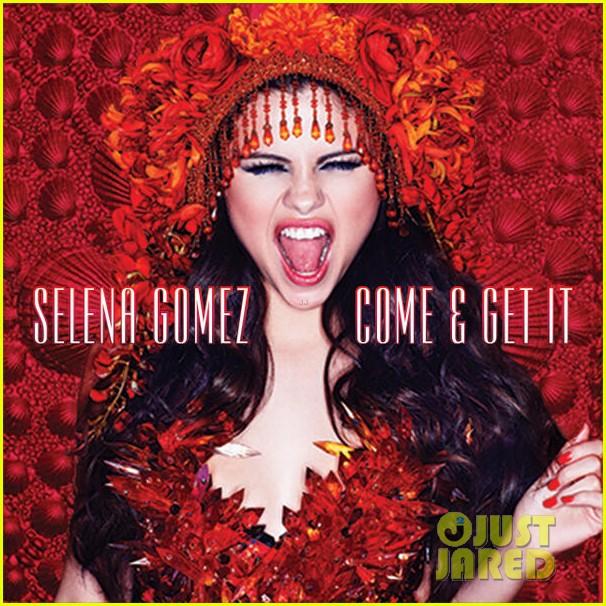 selena gomez announces come get it new single 01