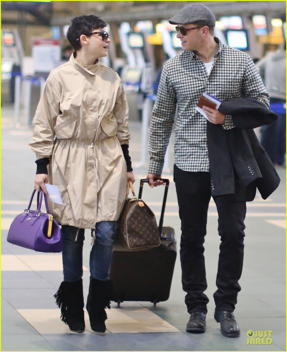 ginnifer goodwin josh dallas easter departing couple 012840364