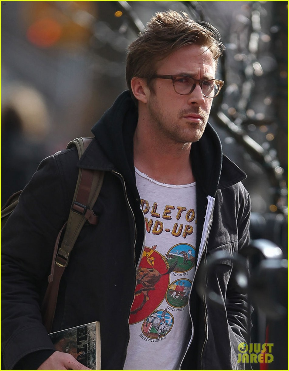 ryan gosling steps out after announcing break from acting 022834671