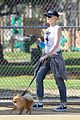 gwen stefani gavin rossdale family fun at the park 05