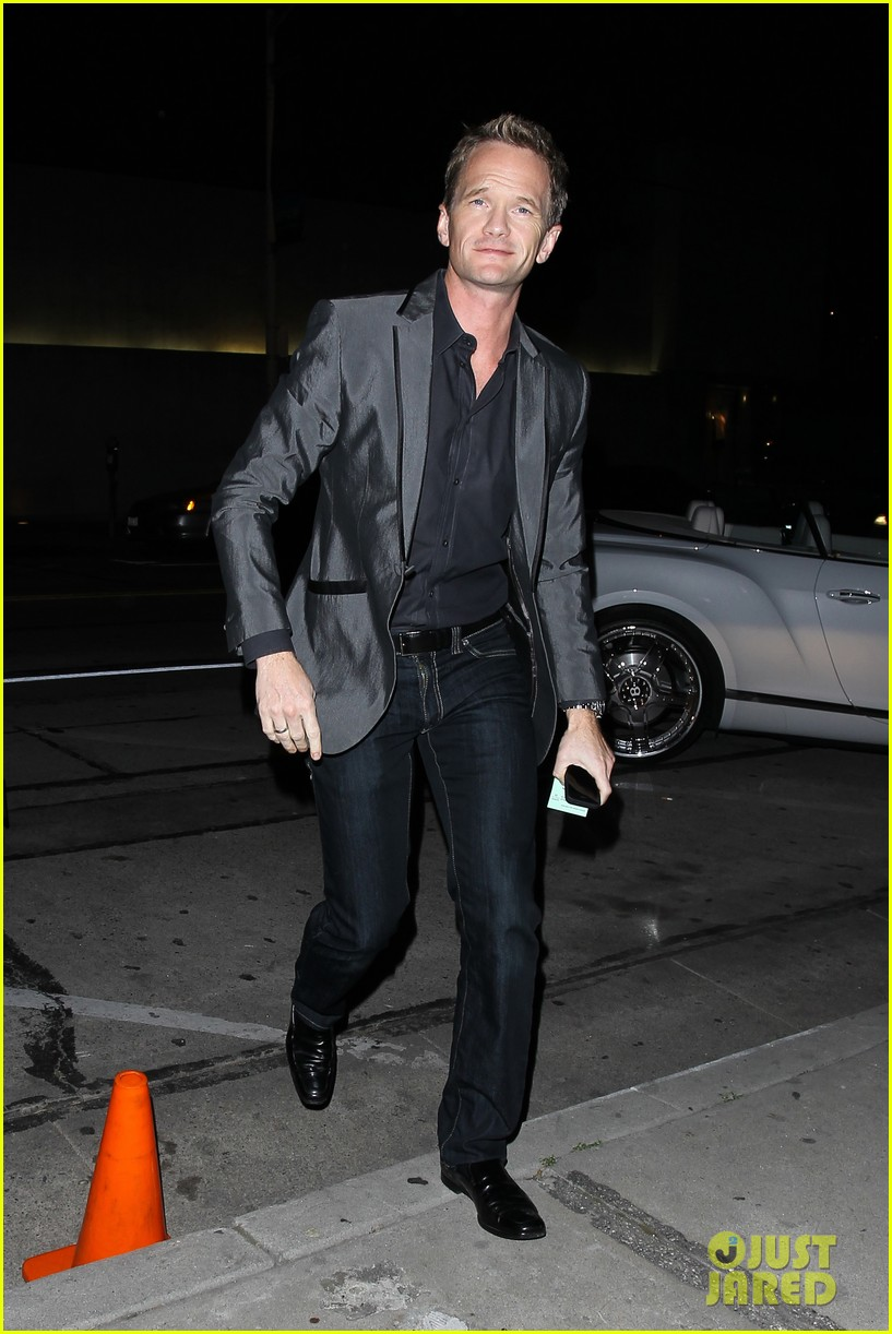 niel patrick harris elton johns birthday party with david burtka 13