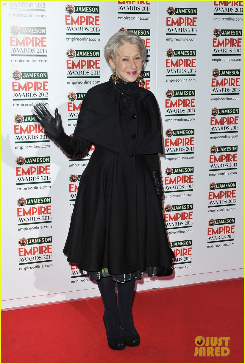 helen mirren jameson empire awards 2013 04