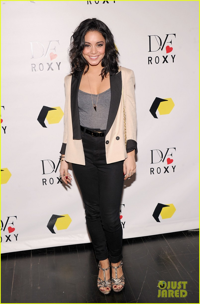 vanessa hudgens dvf loves roxy launch event 03