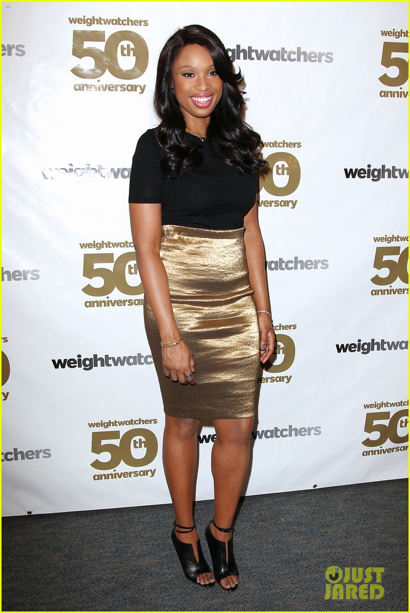 jennifer hudson weight watchers 50th anniversary 012837706