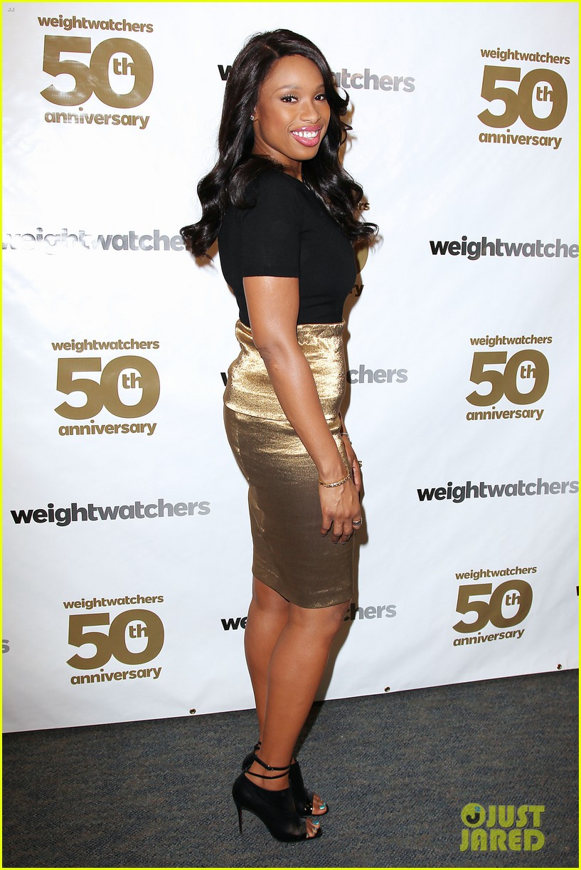 jennifer hudson weight watchers 50th anniversary 15
