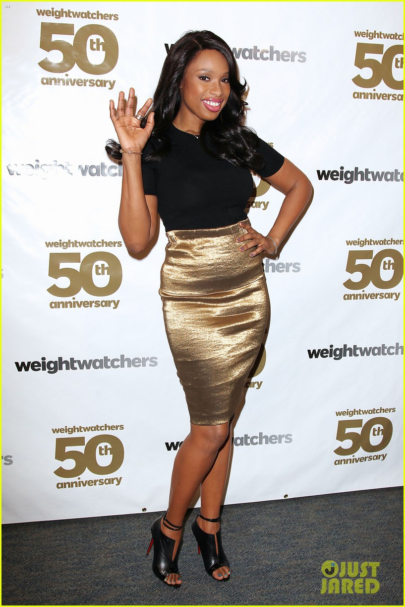 jennifer hudson weight watchers 50th anniversary 23