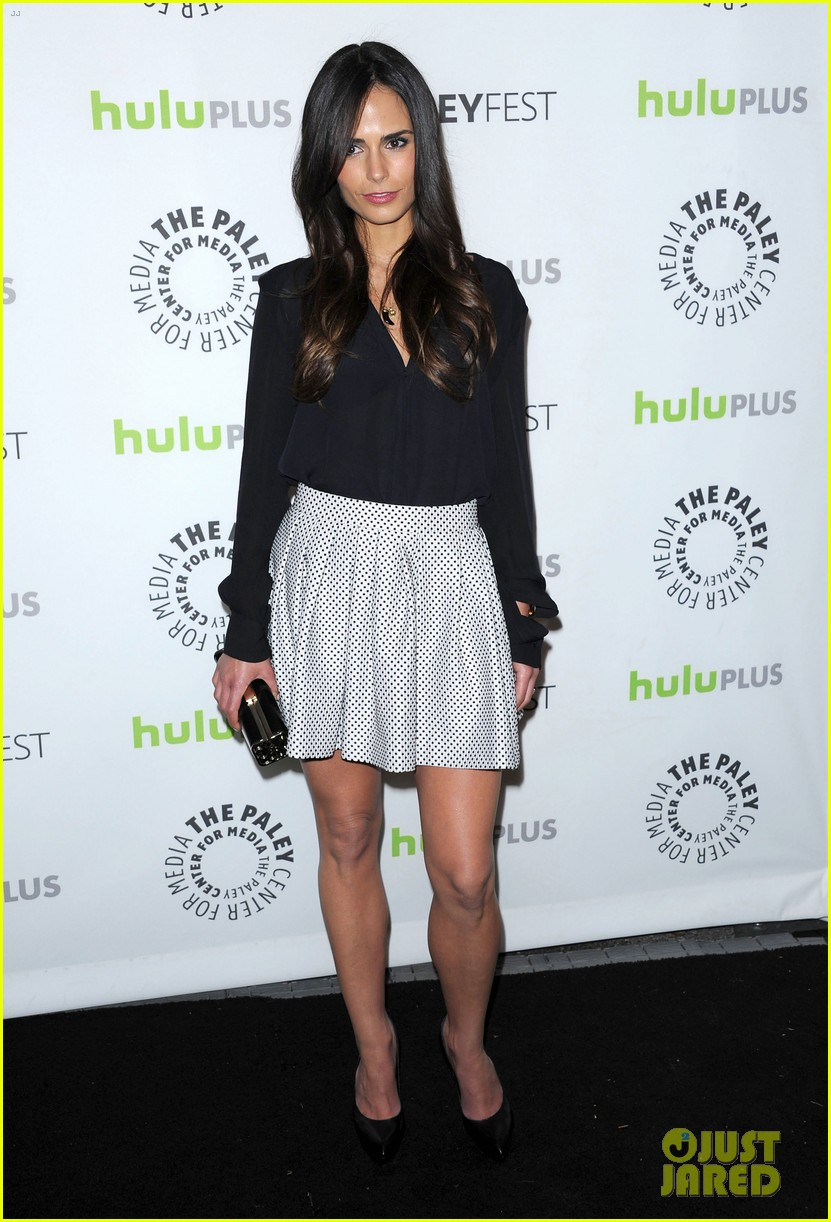 jesse metcalfe jordana brewster dallas paleyfest event 01
