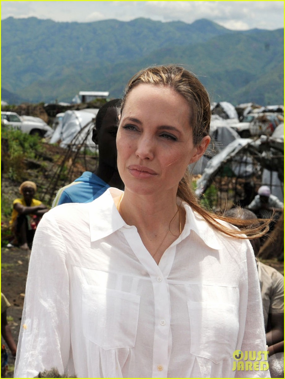 angelina jolie visits rescue camp for women 082838254