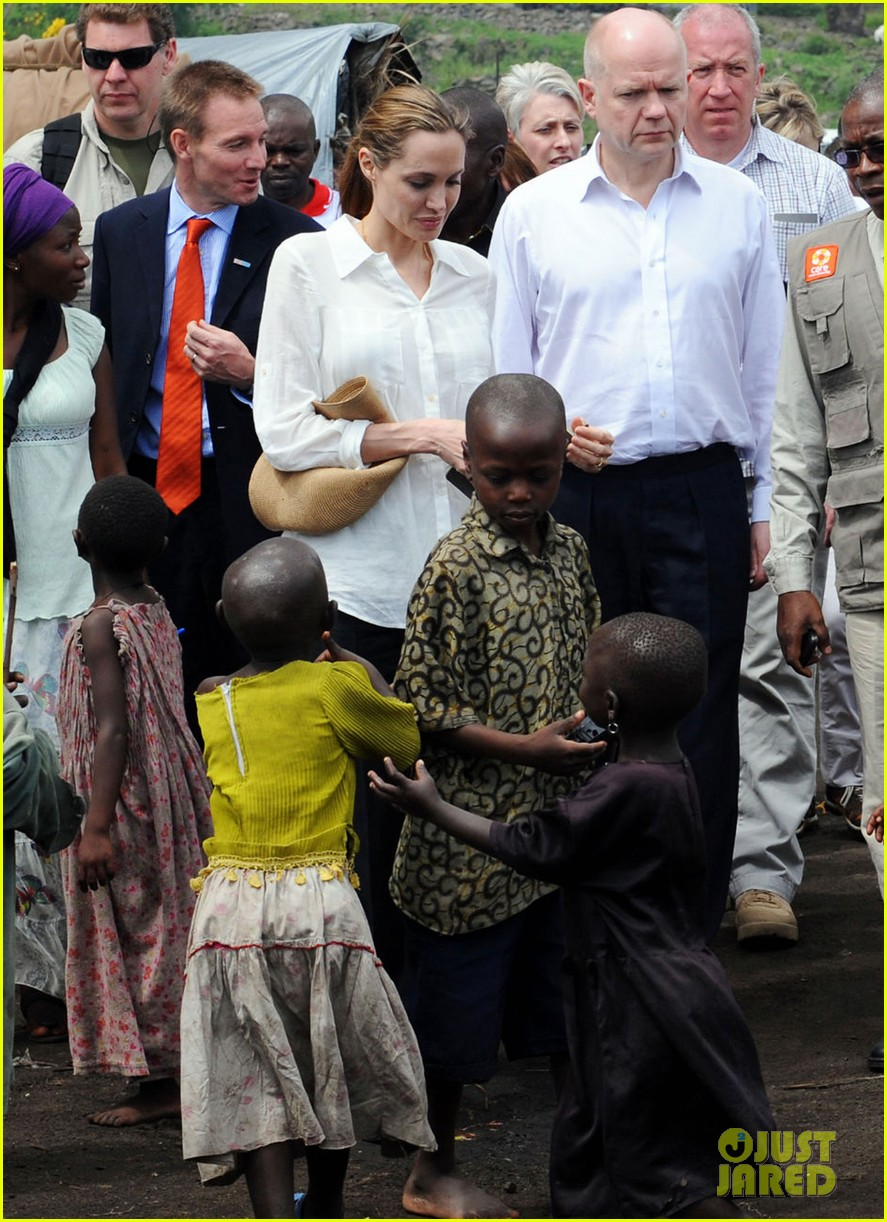 angelina jolie visits rescue camp for women 102838256