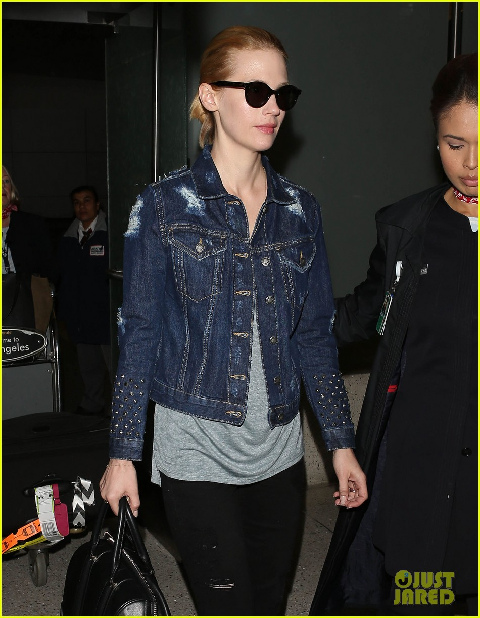 january jones renee zellweger back from paris fashion week 10