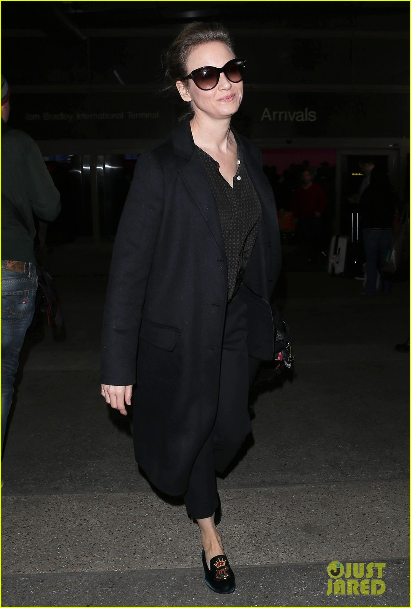january jones renee zellweger back from paris fashion week 21