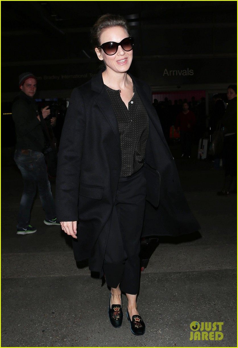 january jones renee zellweger back from paris fashion week 23