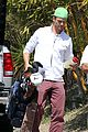 josh duhamel fake baby bump with pregnant fergie 08