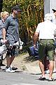 josh duhamel fake baby bump with pregnant fergie 12