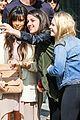 kim kardashian atlanta landing for temptation premiere 02