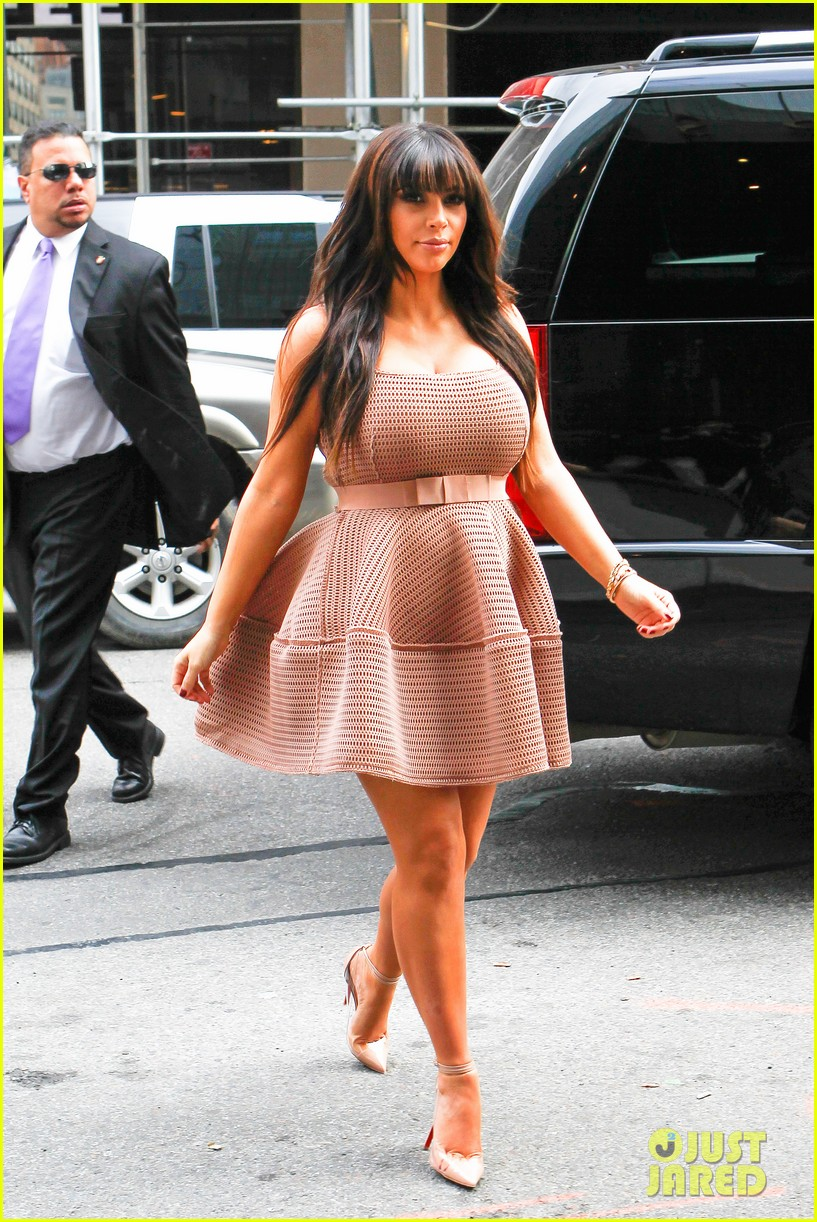 kim kardashian on her pregnancy i feel really good 06
