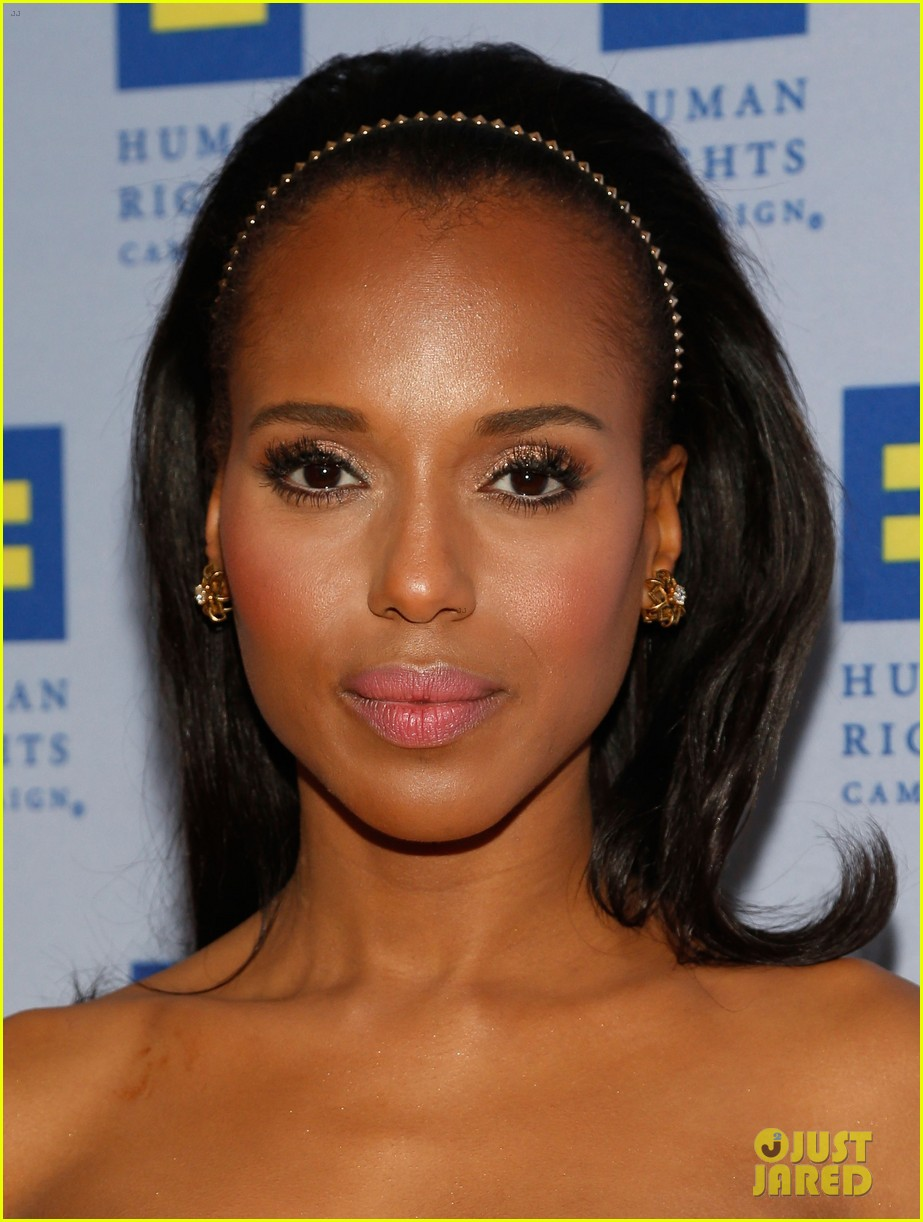 kerry washington lance bass human rights campaign gala 2013 022836936